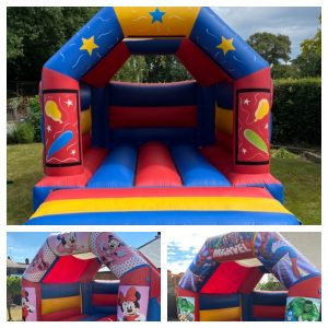 kids castle 11x15ft