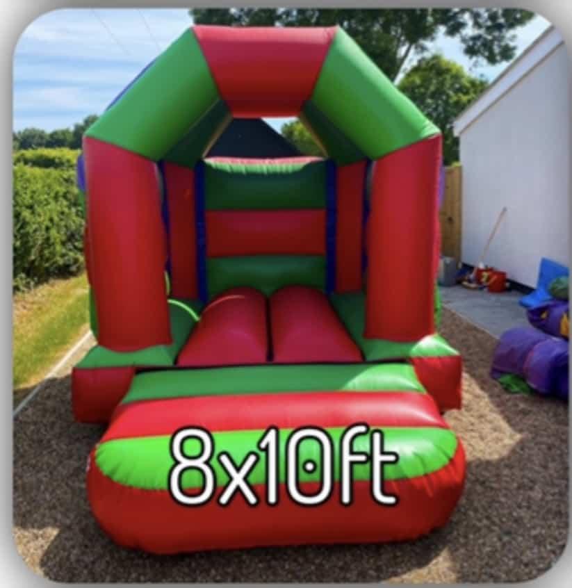 8x10ft castle