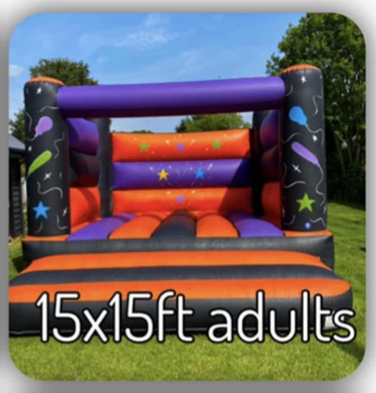 15X15FT ADULTS WITH ROOF