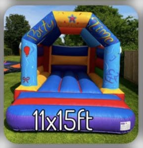 11X15FT PARTY TIME CASTLE