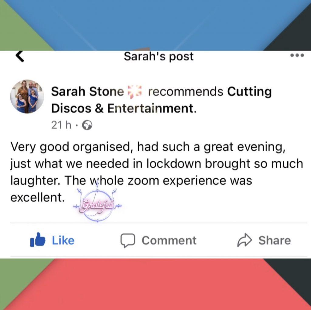 virtual disco review